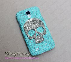 Samsung Galaxy S4 i9500 caseSamsung coverBronze by BlingYoung, $15.99