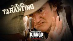 Director, screenwriter and LeQuint Dickey Mining Co. employee Quentin Tarantino