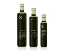 Depla | Oleagreca Olive Oil by Chris Trivizas, via Behance