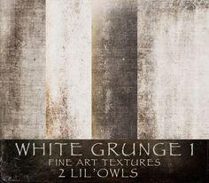 White Grunge 1 Textures by 2 Lil Owls Studio on Creative Market