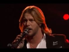 """▶ Craig Wayne Boyd """"You Look So Good in Love"""" - The Voice USA Live Top 12 Performances - YouTube"""