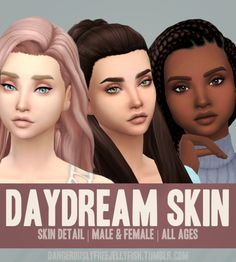 DFJ, Daydream Skin A new skin I've been working on...