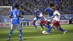 #FIFA14, primeras pantallas del simulador anual de fútbol.