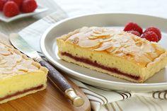 Mrs Crimble's Bakewell Tart Slices