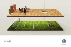Volkswagen Polo GTI: Soccer