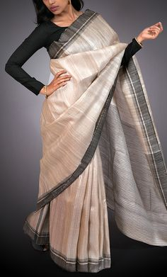 Desi Tusser Saree Order by writing to team@urbanpari.com Visit…