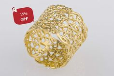 Hey, I found this really awesome Etsy listing at https://www.etsy.com/listing/184709646/gold-ring-lace-ring-floral-gold-ring