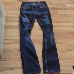 Silvers Silver jeans length 33 Silver Jeans Jeans Straight Leg