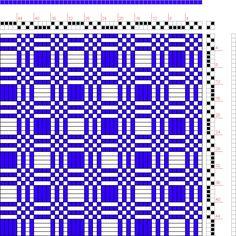 draft image: Figure 427, A Manual of Weave Construction, Ivo Kastanek, 2S, 2T