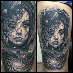 "@support_good_tattooing's photo: ""Tattoo work by: @rumittattoo!!!) #supportgoodtattooers #support_good_tattooers #tattoo #tattoos #tattooed #tattoolife #tattooedlife #tattooedguys #tattooedgirls #tattoocommunity #tattoolovers #ink #inked #inkedup #inklife #inkedlife #bodyart #blackandgreytattoo #blackandgreytattoos #bngtattoo #blackandgrey #blackandgray #tattooink #tattooartist #tattooshop #tattooer #spacegirl"""