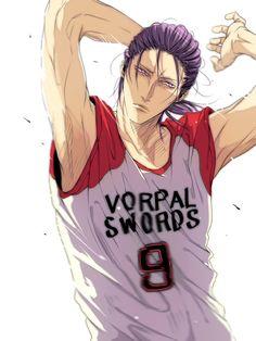 Murasakibara Atsushi | Kuroko no Basket