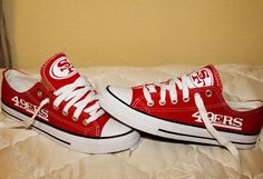 49ers Converse - where can I find these?!?!