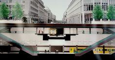 Berlin | U55 / U5-Verlängerung (Alexanderplatz - Hauptbahnho | In Bau -
