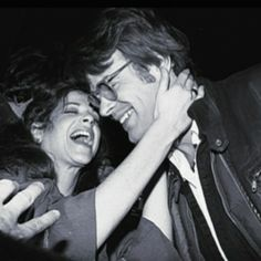 Gilda Radner and Dan Aykroyd