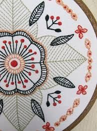 Image result for embroidery mandala