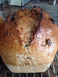 Spelt walnoten brood