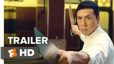 Ip Man 3 Official Trailer #1 (2016) - Donnie Yen, Mike Tyson Action Movi...