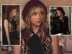 Ashley -From Pretty Little Liars