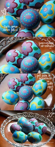 uova di pasqua - diy