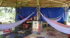 Best hostels-rocking j's hostel in costa rica lounge