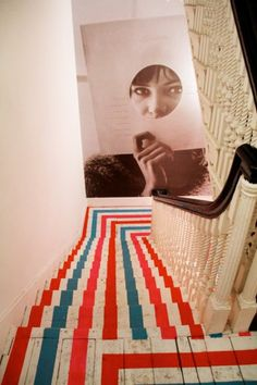 Pop Art stairs