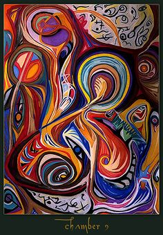WingMakers' Chamber Paintings  chamber 9 hr by arjuna_zbycho, via Flickr