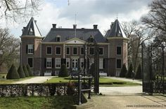 Kasteel Nijenhuis te Diepenheim / Overijssel Nederland