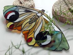 Glass Art For Kids Glass Art Sculpture Blue Code: 5398677964 Stained Glass Ornaments, Stained Glass Suncatchers, Stained Glass Designs, Stained Glass Projects, Stained Glass Patterns, Stained Glass Art, Stained Glass Windows, Mosaic Glass, Fused Glass
