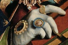Lorenzo Lotto: Polittico di Recanati (detail)