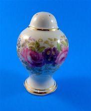 Royal Albert Serena Pepper Shaker Royal Albert, Pepper, Jar, Pottery, Decor, Ceramica, Decoration, Pottery Marks, Ceramic Pottery