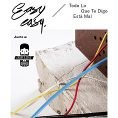 Easy Easy // Todo Lo Que Te Digo Está Mal - Instagram El Salvador