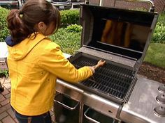How to Clean and Maintain a Gas or Charcoal Grill >> http://www.diynetwork.com/how-to/maintenance-and-repair/repairing/easy-maintenance-tips-for-grills?soc=pinterest