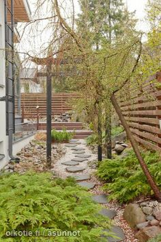 Myynnissä - Omakotitalo, Laajalahti, Espoo:   #piha #puutarha #terassi #oikotieasunnot