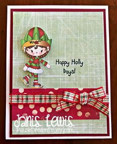 Pause Dream Enjoy: The Merry Christmas Ch# 25 Ribbon
