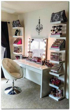 Small Bedroom Organization (100) – The Urban Interior