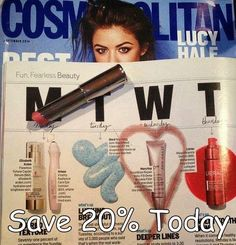 When wrinkles are at their worst... Cosmopolitan suggests Mary Kay® TimeWise Repair® Volu-Fill™ Deep Wrinkle Filler! Save 20% today, only throught Shelly Katzung, Mary Kay Independent Beauty Consultant http://www.marykay.com/skatzung/en-US/New-Products/TimeWise-Repair-Volu-Fill-Deep-Wrinkle-Filler/100907.partId?eCatId=4294967131