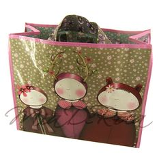 Tragetasche Waldfamilie Eulalia - MiaDeRoca Diaper Bag, Bags, Tote Bag, Bunnies, Handbags, Diaper Bags, Mothers Bag, Bag, Totes