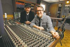 Steve Bell (right), with his longtime manager, Dave Zeglinski, will be honoured by the WSO for his contributions to the musical life of Winnipeg. Human Bean, Poet, Musicals, Life, Musical Theatre