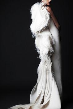 KriKor Jabotian Haute Couture Fall-Winter 2014