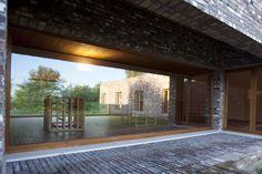 Architekten Neuss com rudolf finsterwalder architekten pavilion insel hombroich
