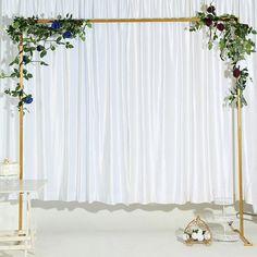 Metal Wedding Arch, Metal Arch, Gold Wedding, Dream Wedding, Wedding Arch Rental, Indoor Wedding Arches, Wedding Chuppah, Olive Wedding, Wedding Ceremony Backdrop