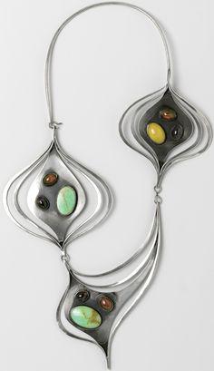 Art Smith - Ellington necklace 1940's
