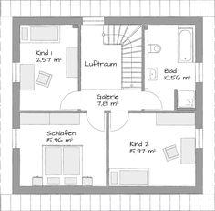 Magos_1 - klassische Satteldachhäuser