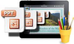 Você sabe como abrir e editar o Power Point no iPad?  (R2 Creative: Especializada na criação de Apresentações Profissionais!  (Peça já a sua! Fale conosco: contato@r2creative.com.br)