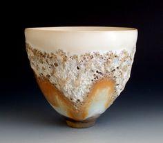thrown stoneware: lava glazed: Autumn collection