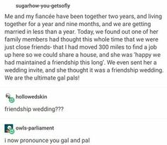 http://ibeebz.com -- Gal-Pal-ing. It's like friendzoning but when it's other people assuming two lesbians in a relationship are just friends. And it's so pervasive and hard to escape.