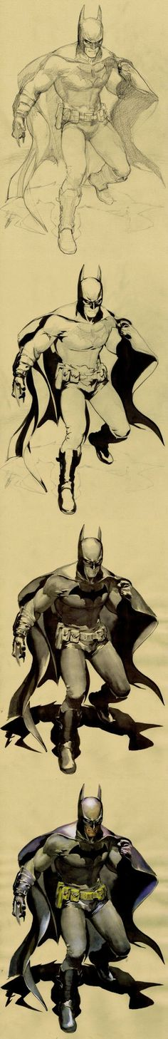 Batman par Gérald Parel