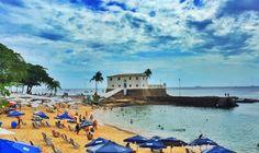 Praia do Porto da Barra - Salvador