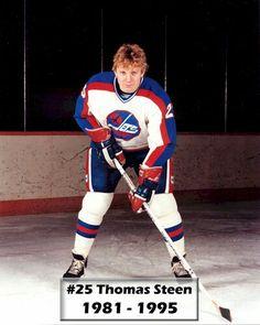 Thomas Steen Winnipeg jets