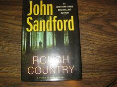 John Sanford(Rough Country)Hardback.